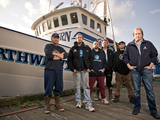 Deadliest Catch Season 5 - F/V Northwestern Crew